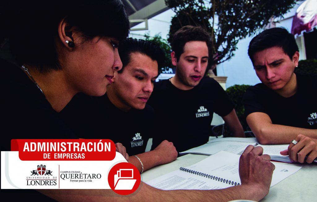 Administración de Empresas Querétaro