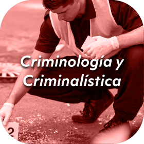 Criminología y Criminalística